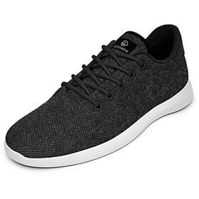 Giesswein Merino Wool Knit Runners Dames, anthracite